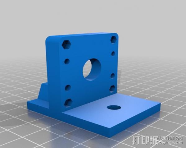 卷线器 线材卷 3D模型  图2