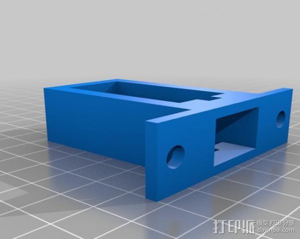 卷线器 线材卷 3D模型  图4