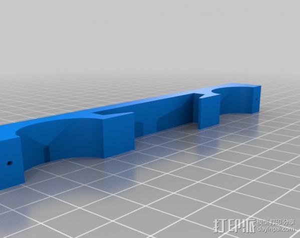 卷线器 线材卷 3D模型  图7