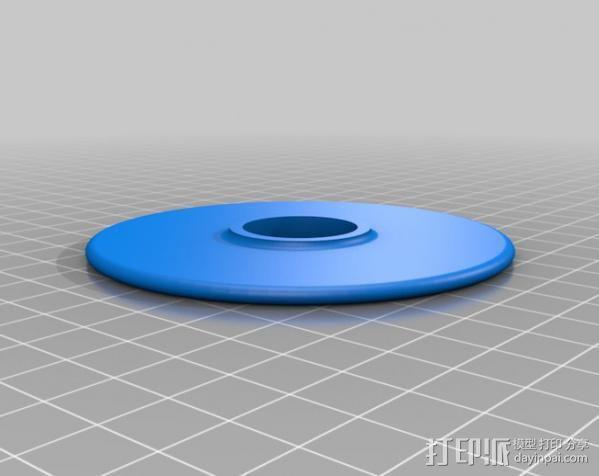 卷线器 线材卷 3D模型  图9