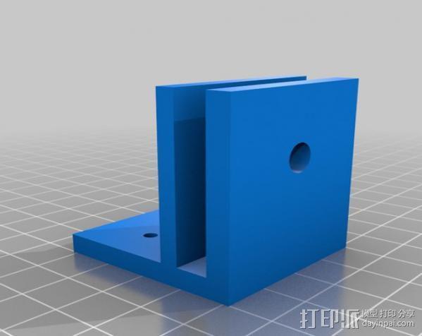 卷线器 线材卷 3D模型  图11