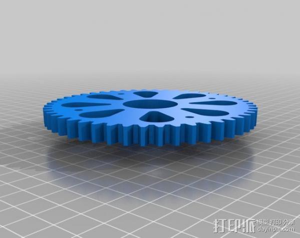 卷线器 线材卷 3D模型  图28