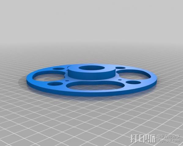 卷线器 线材卷 3D模型  图27