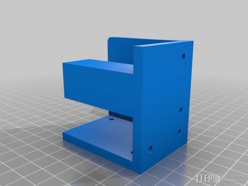 自制3D打印机 3D模型  图11