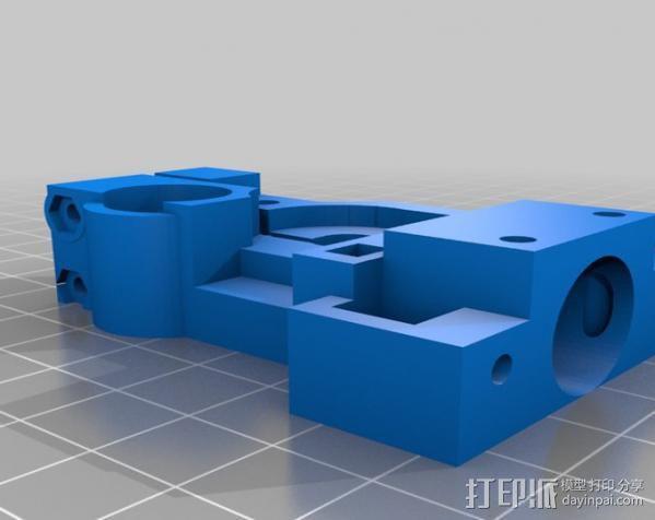 迷你挤出机 3D模型  图5