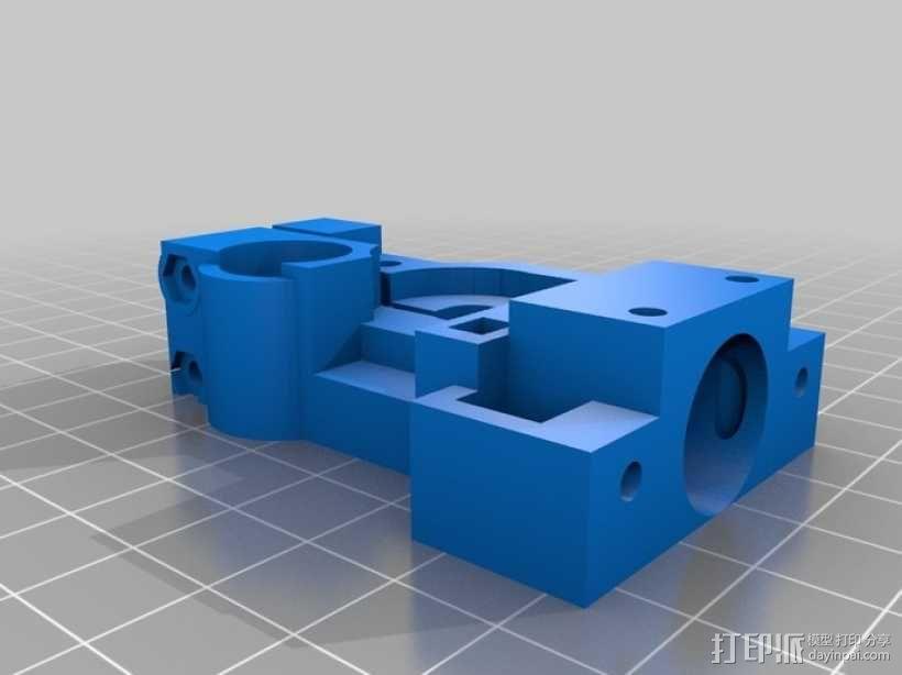 迷你挤出机 3D模型  图9