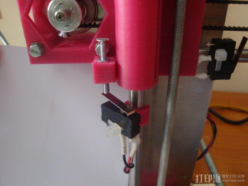 打印机Z轴高度校准器 3D模型  图1