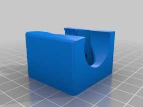 40毫米的风扇支架 3D模型