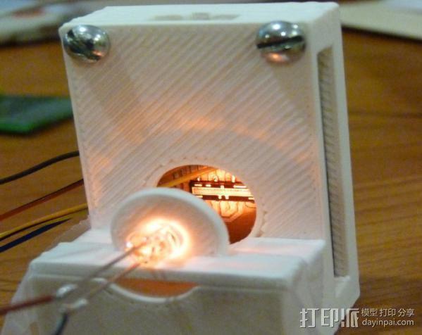 材料传感器 3D模型  图5