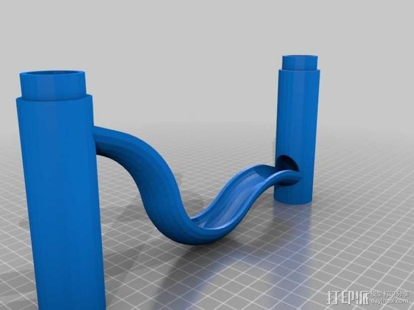 Marble Run游戏造型模型 3D模型  图4