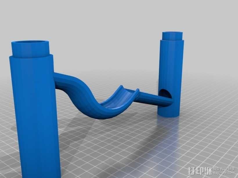 Marble Run游戏造型模型 3D模型  图14