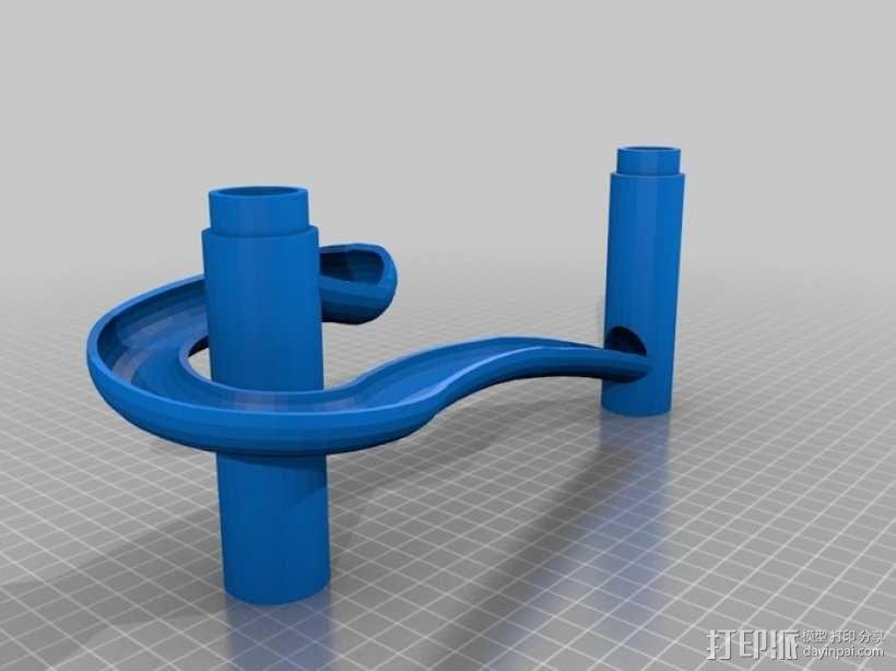 Marble Run游戏造型模型 3D模型  图22