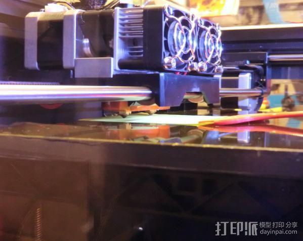 调平器手柄 3D模型  图10