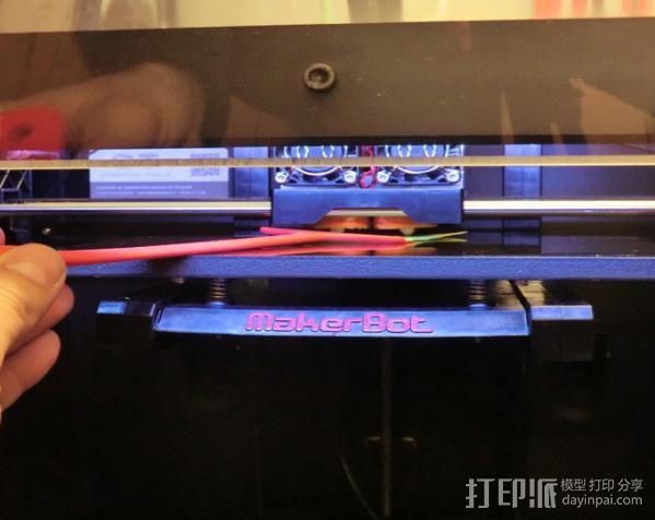 调平器手柄 3D模型  图8