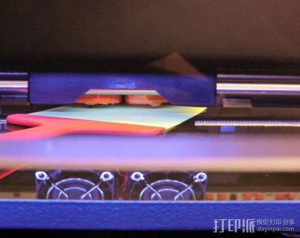 调平器手柄 3D模型  图11