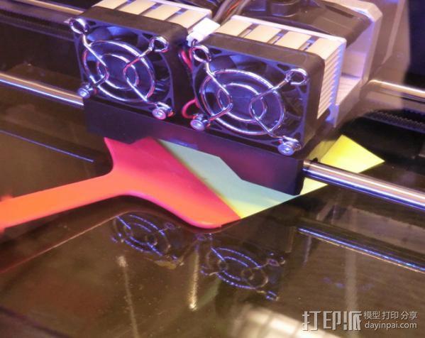 调平器手柄 3D模型  图12