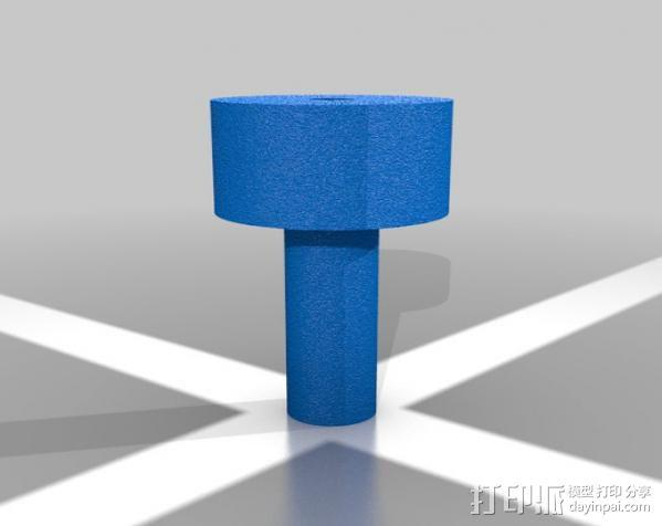 线材风干架 支架 3D模型  图7