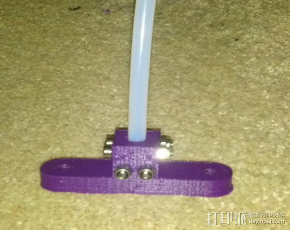 线材固定器 3D模型  图3