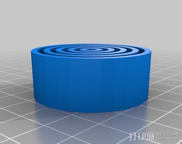 校准打印测试 3D模型  图3