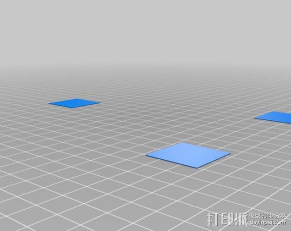 校准打印测试 3D模型  图5