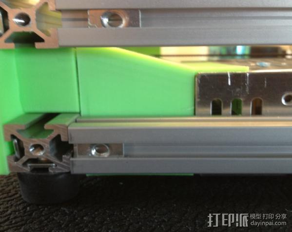 电源罩 电源保护罩 3D模型  图5