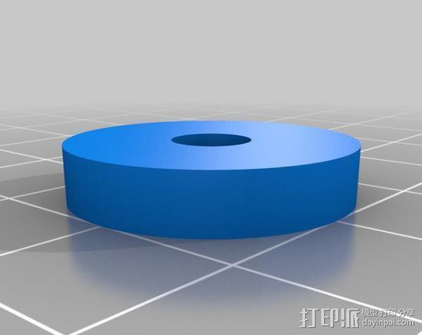 电源罩 电源保护罩 3D模型  图10