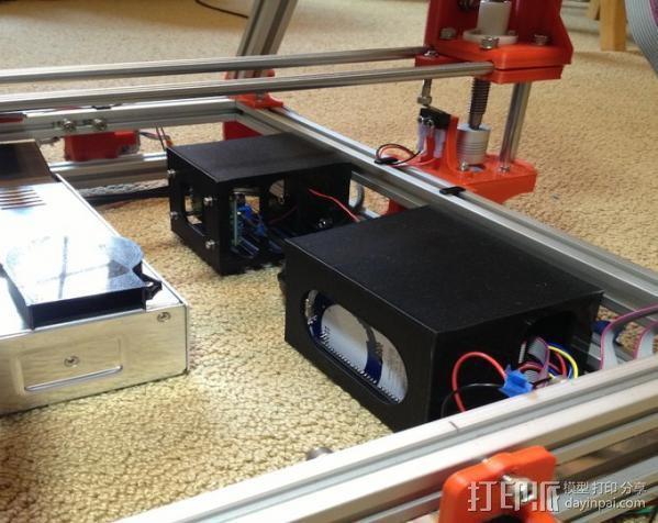 电源罩 电源保护罩 3D模型  图12