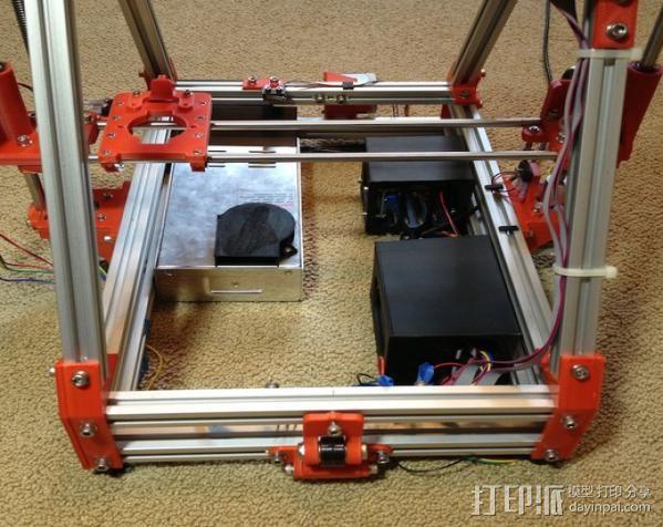电源罩 电源保护罩 3D模型  图13