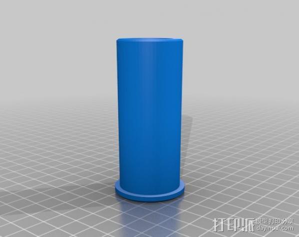 线材风干器支架 3D模型  图6