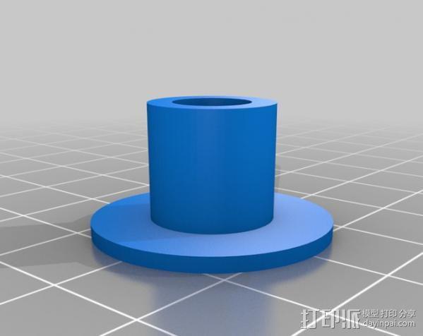 线材风干器支架 3D模型  图7