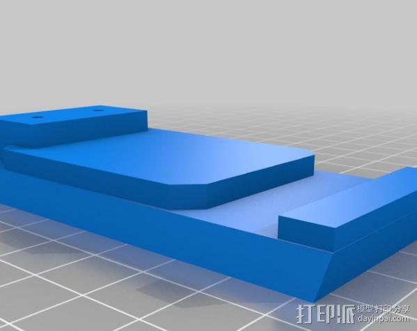 线材风干器支架 3D模型  图10