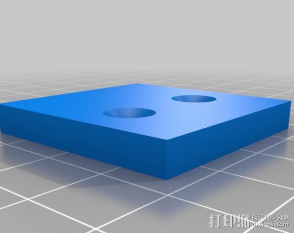 线材风干器支架 3D模型  图11