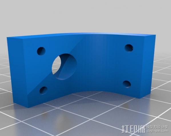 线材风干器支架 3D模型  图13