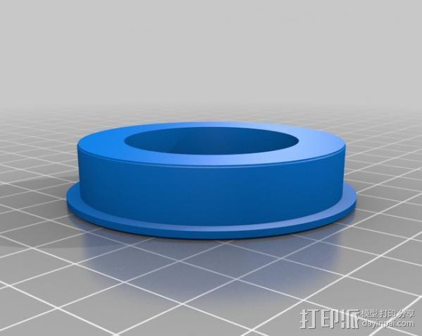 线材风干器支架 3D模型  图15