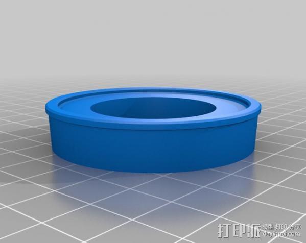 线材风干器支架 3D模型  图16