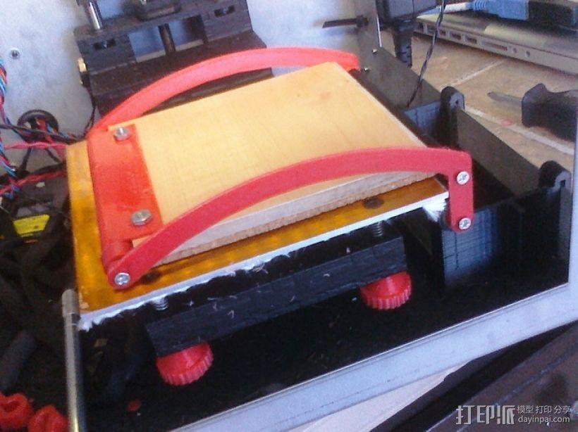 打印机热床罩 3D模型  图6