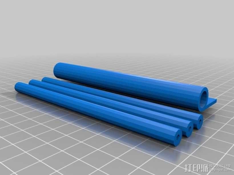 打印机热床罩 3D模型  图5