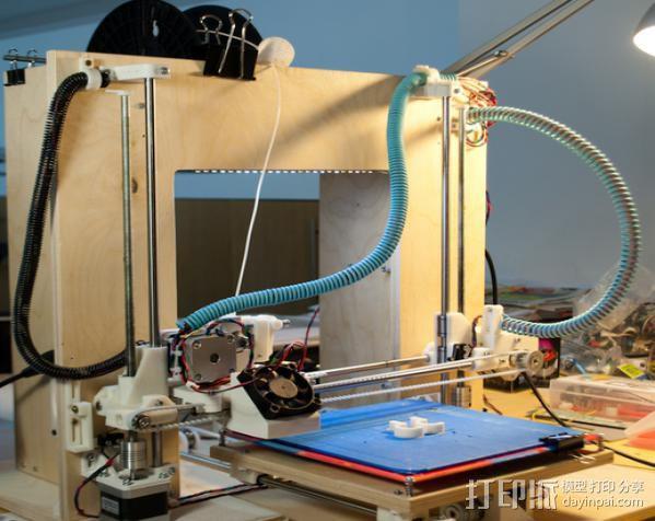 电缆保护器 3D模型  图5
