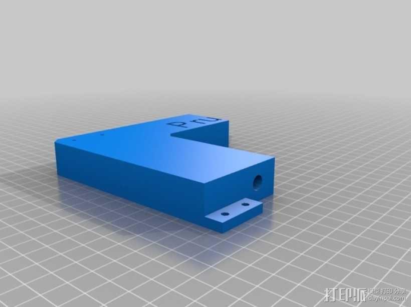 prusa i3打印机的框架结构 3D模型  图7