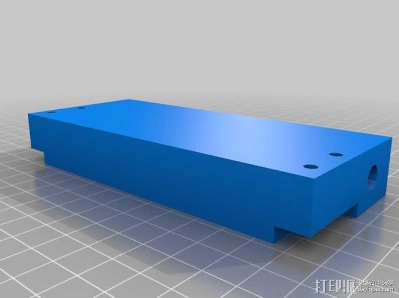 prusa i3打印机的框架结构 3D模型  图6