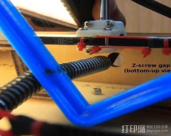 轴杆套管 皮带张紧器 3D模型  图17