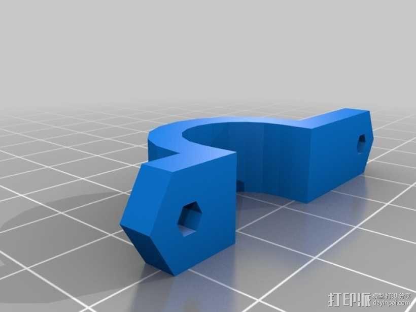 挤出机 3D模型  图9