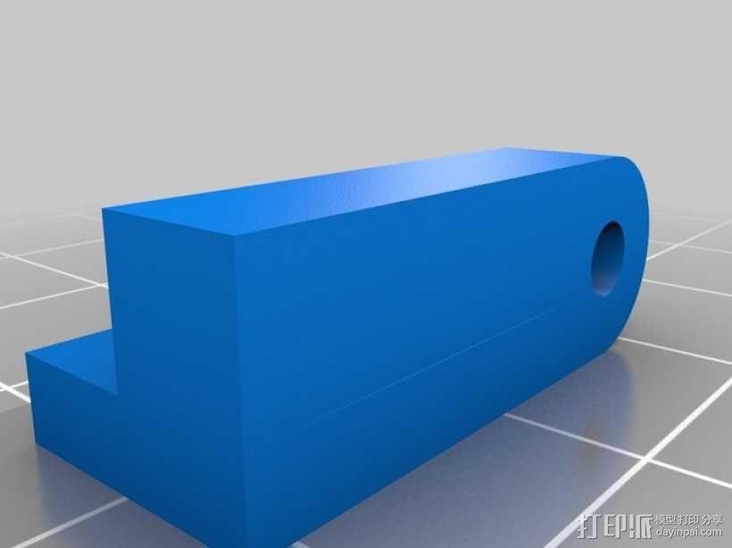 线轴  3D模型  图9