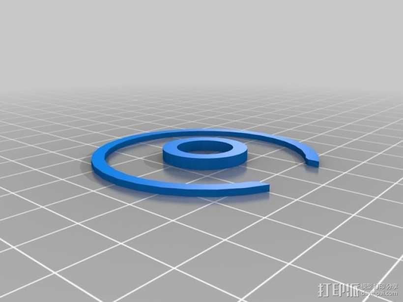 口袋妖怪球 精灵球 3D模型  图2