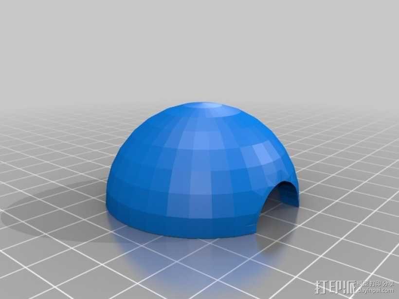 口袋妖怪球 精灵球 3D模型  图3
