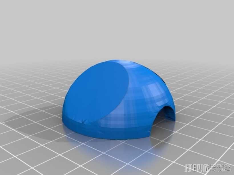 口袋妖怪球 精灵球 3D模型  图5