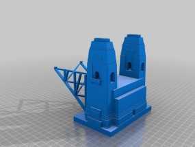 悉尼大桥 3D模型