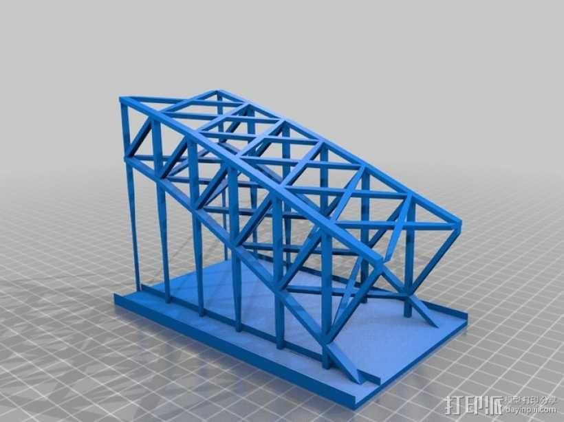 悉尼大桥 3D模型  图4