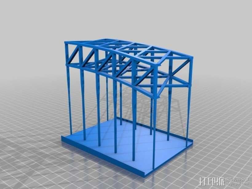 悉尼大桥 3D模型  图5