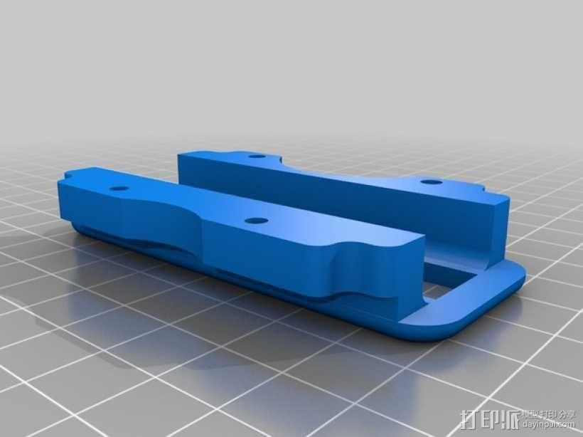打印床稳定器 3D模型  图1